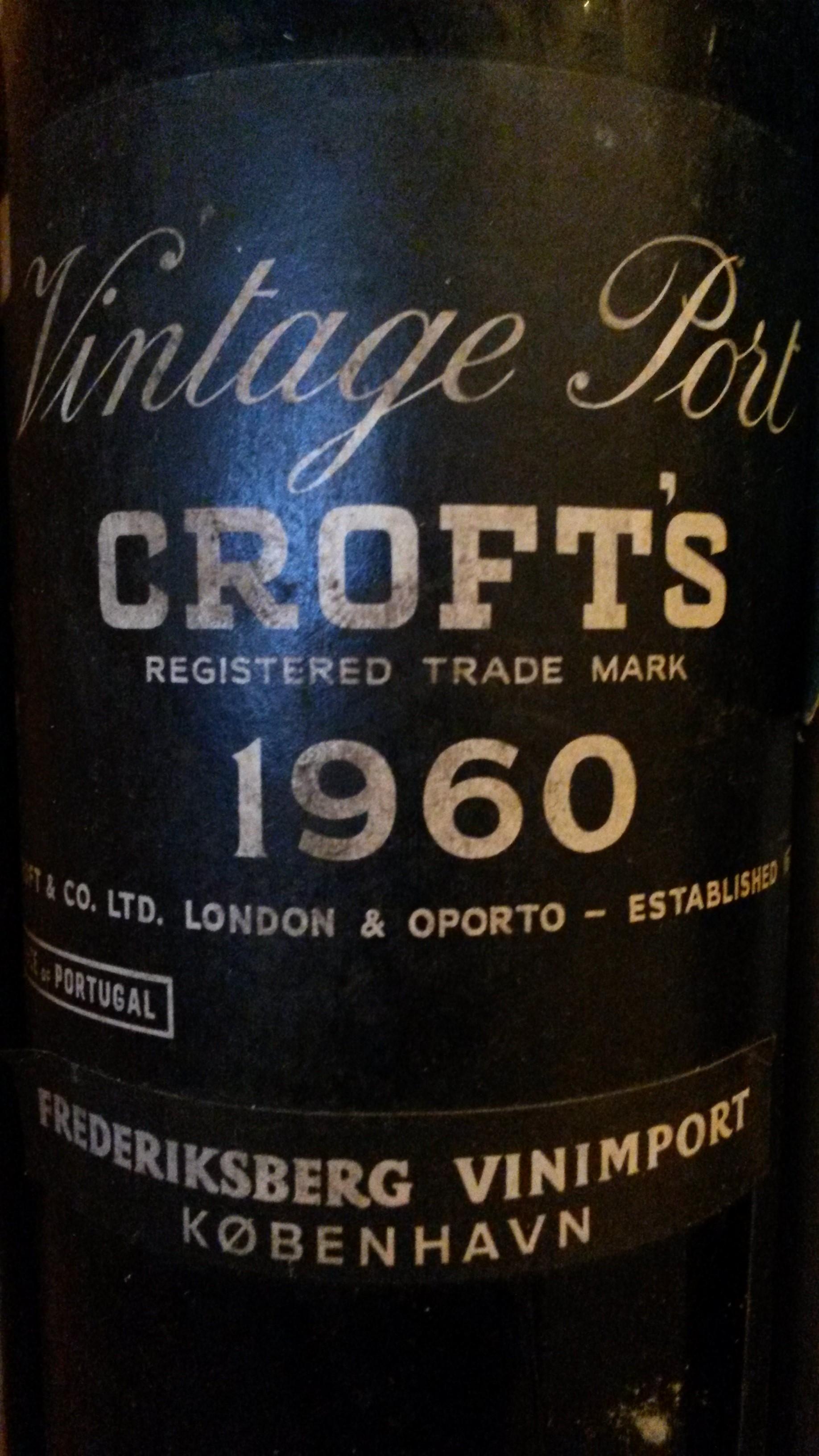 Croft vintage 1960