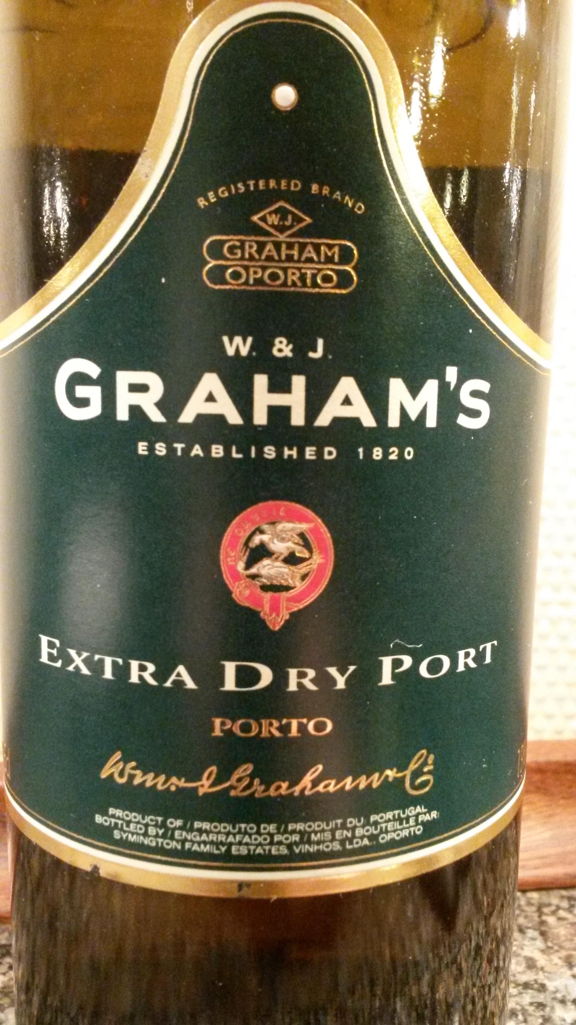 Grahams dry white