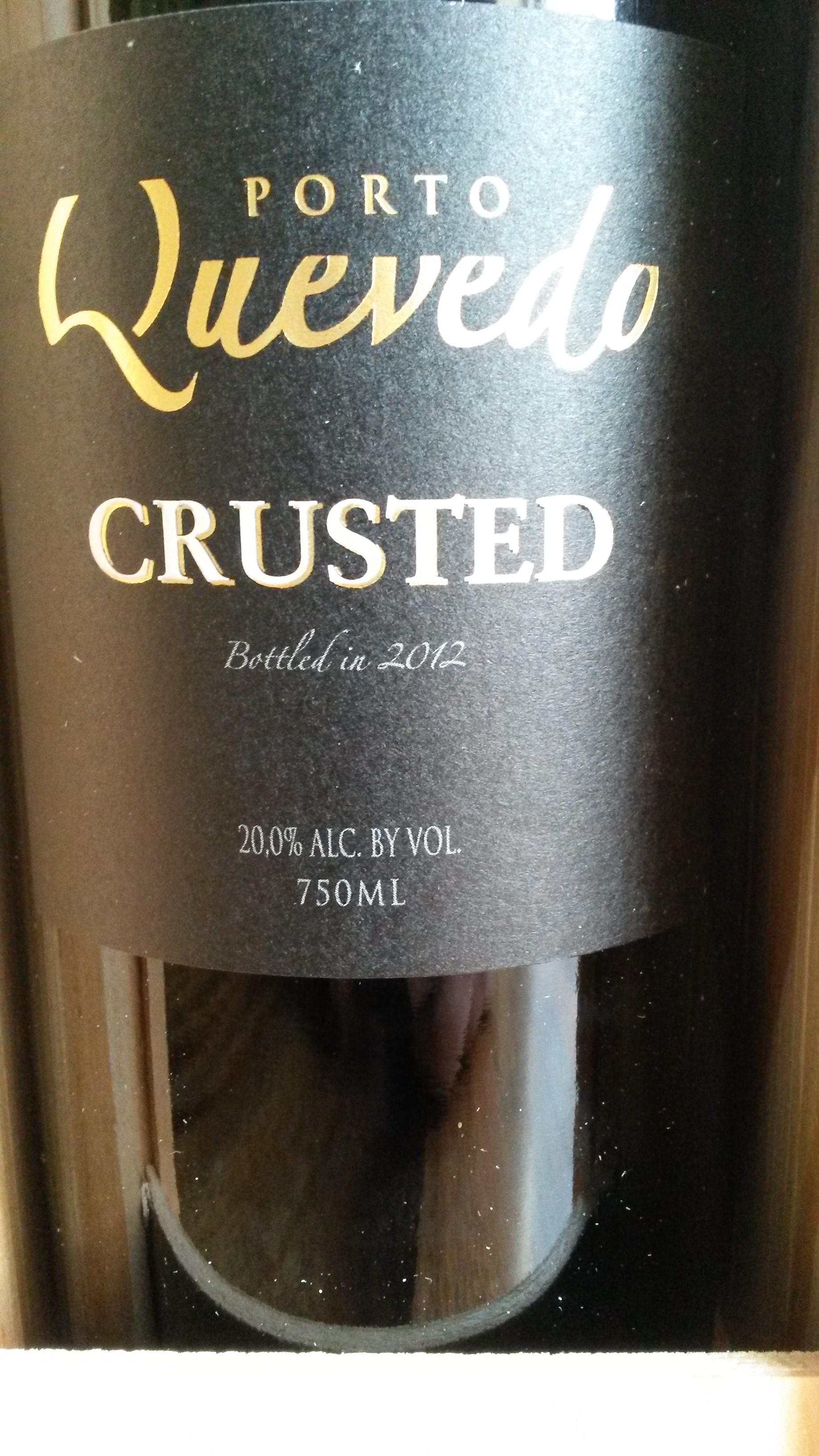 Quevedo crusted