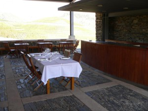Frokost på Quinta de Ervamoira