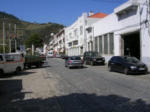 Pinhao hovedgade