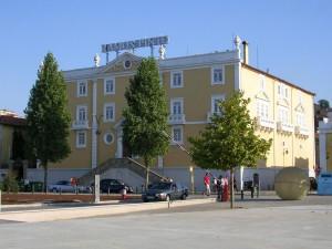 Den smukke bygning og museum, Ramos Pinto