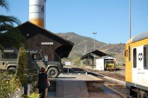Pocinho station
