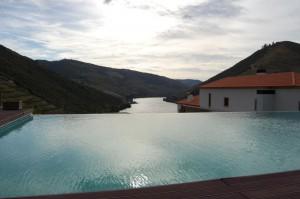 Poolen hos Quinta do Pego