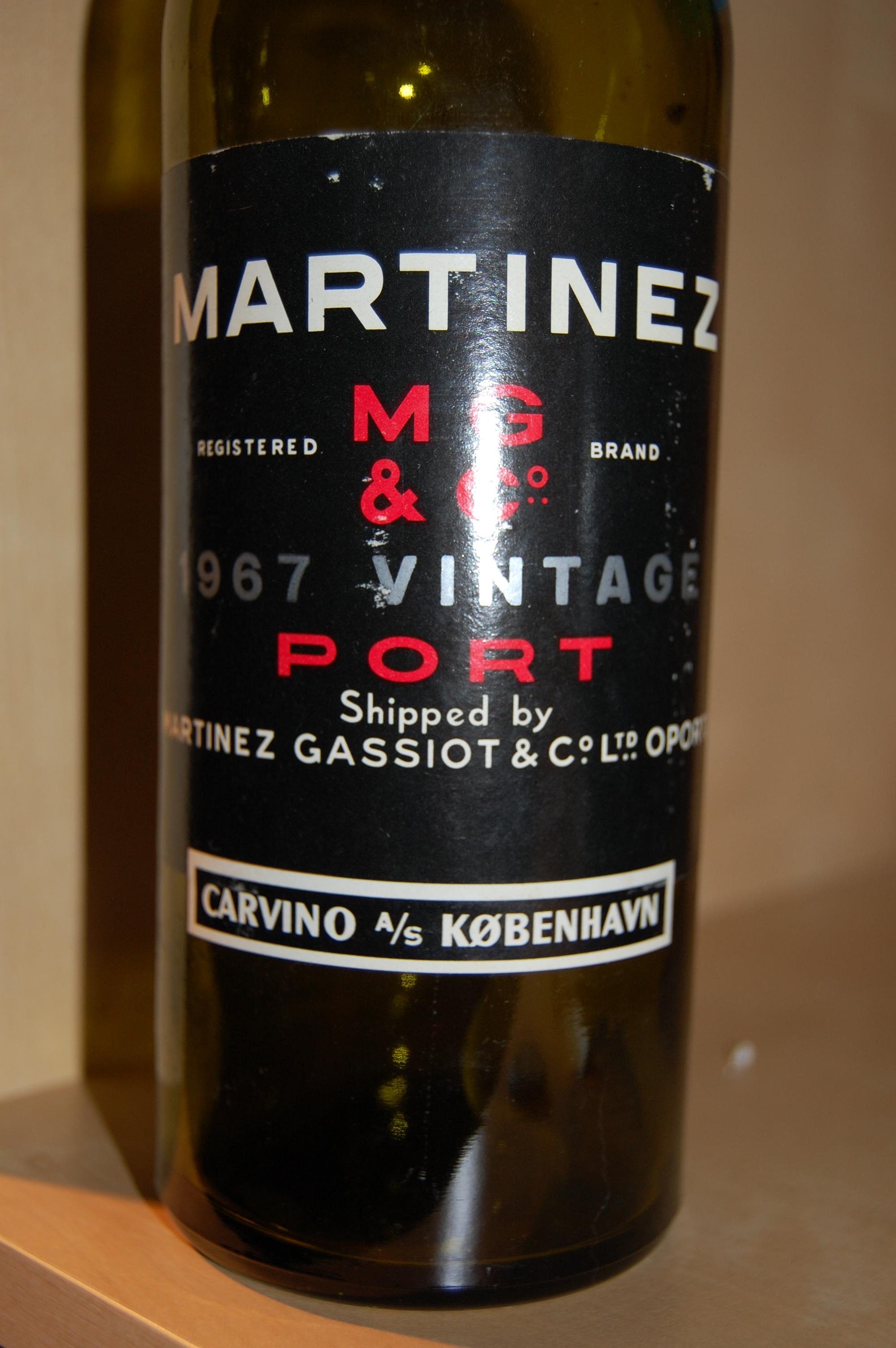 Martinez 1967