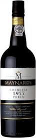 Maynards col 1977