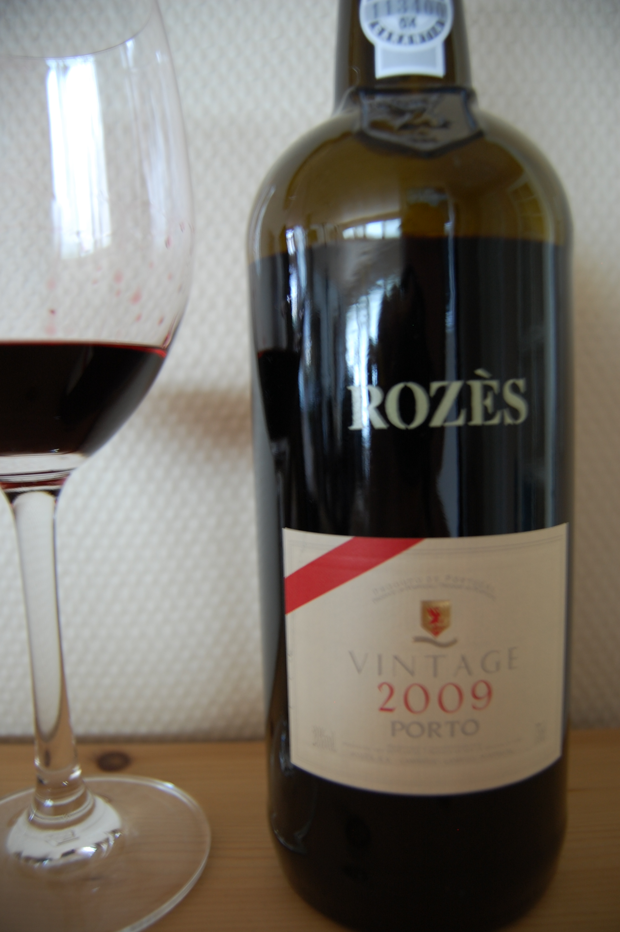 Rozes vintage 09