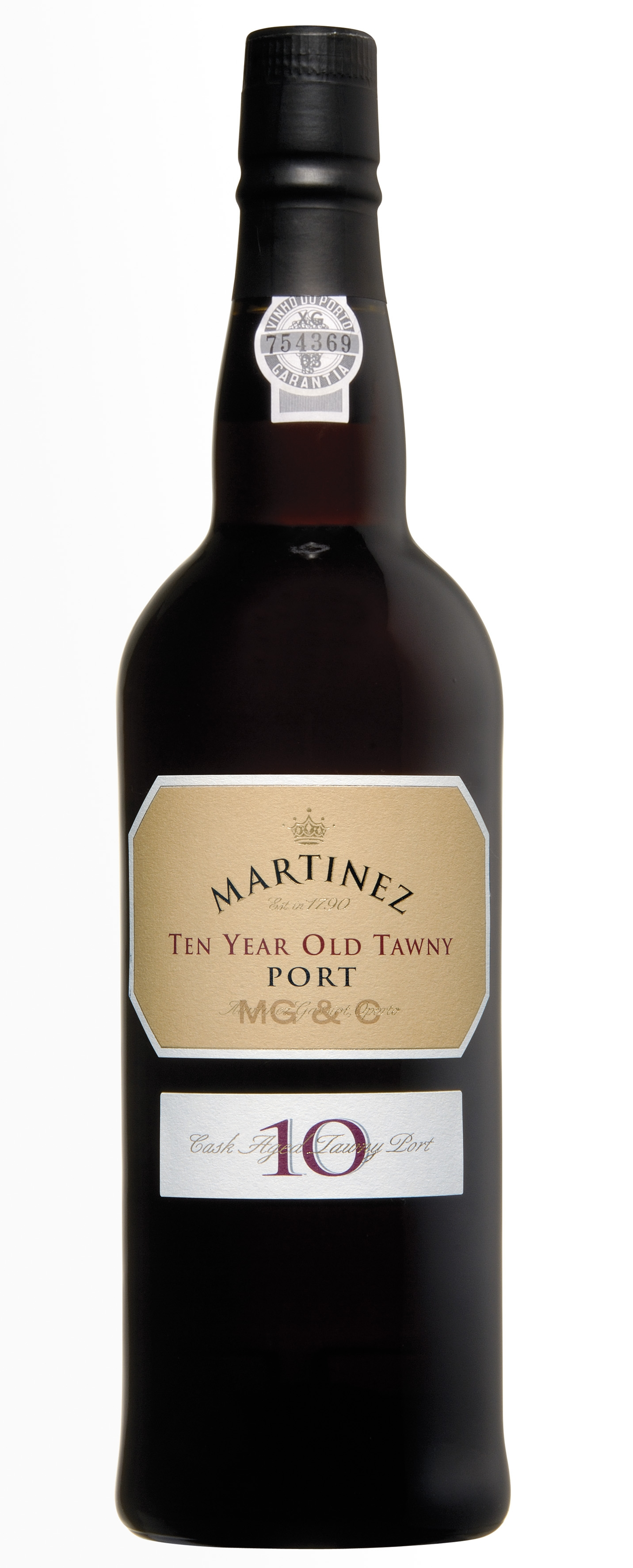 Martinez 10 års