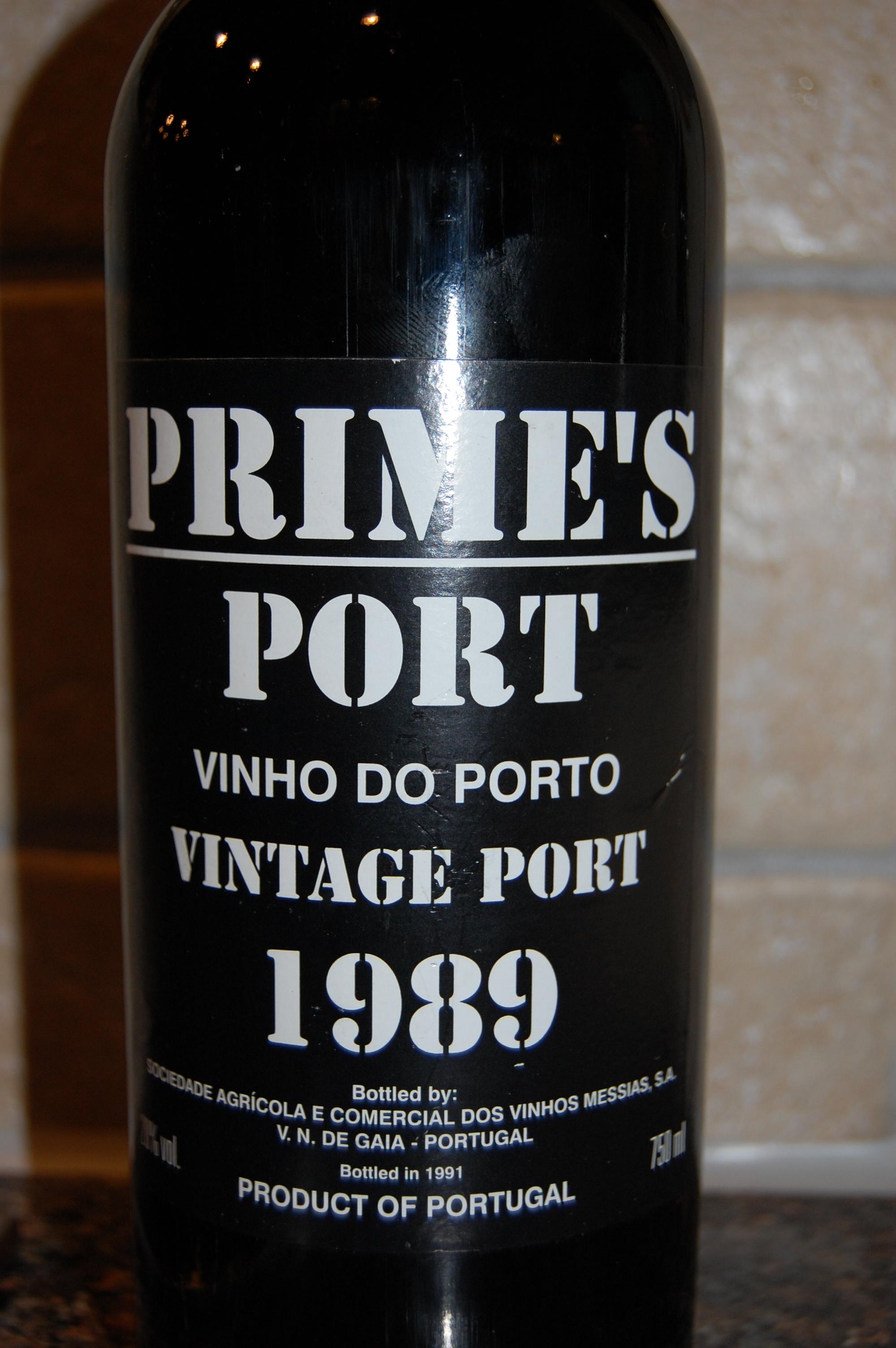 Primes vintage 89