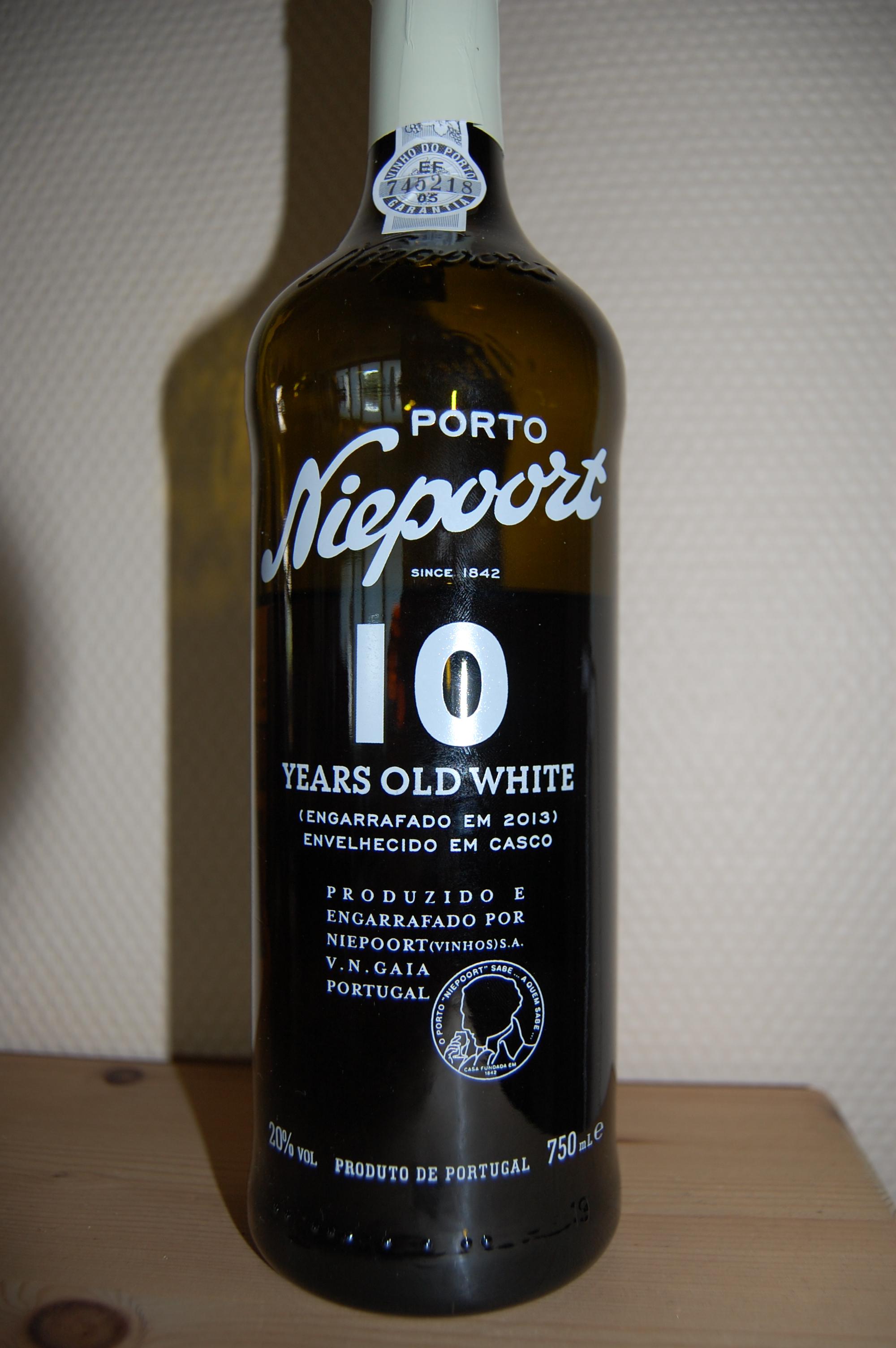Niepoort 10 white
