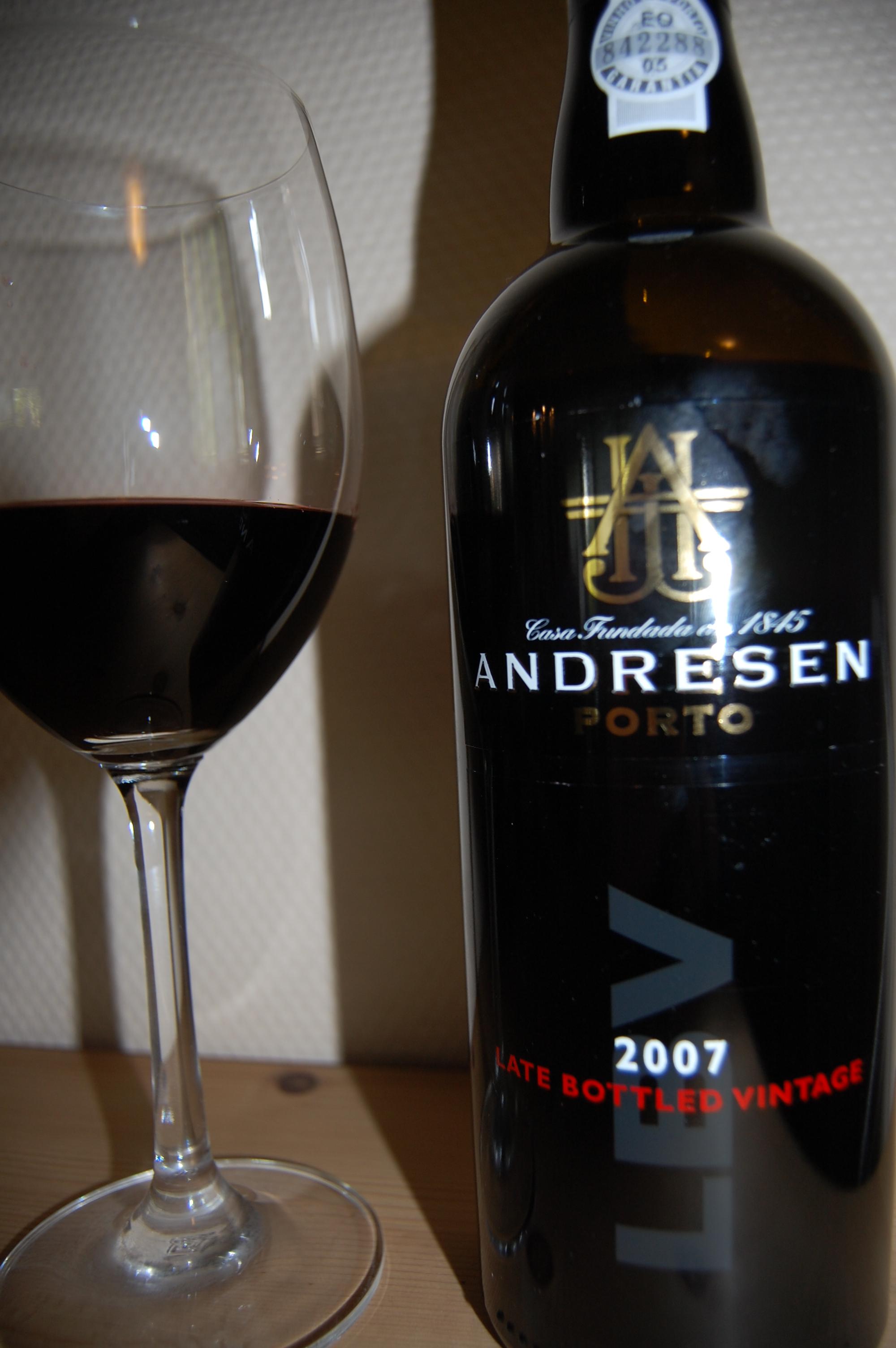 Andreasen LBV 07