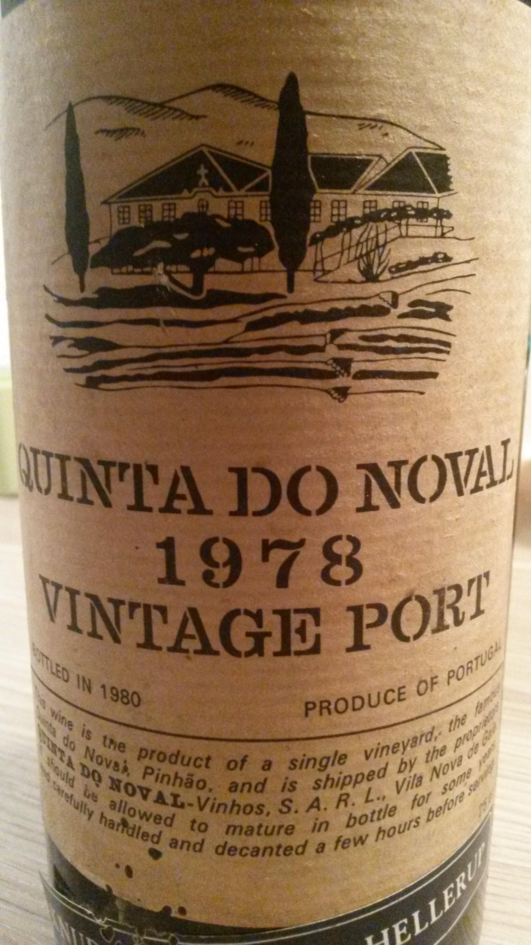 Noval vintage 1978