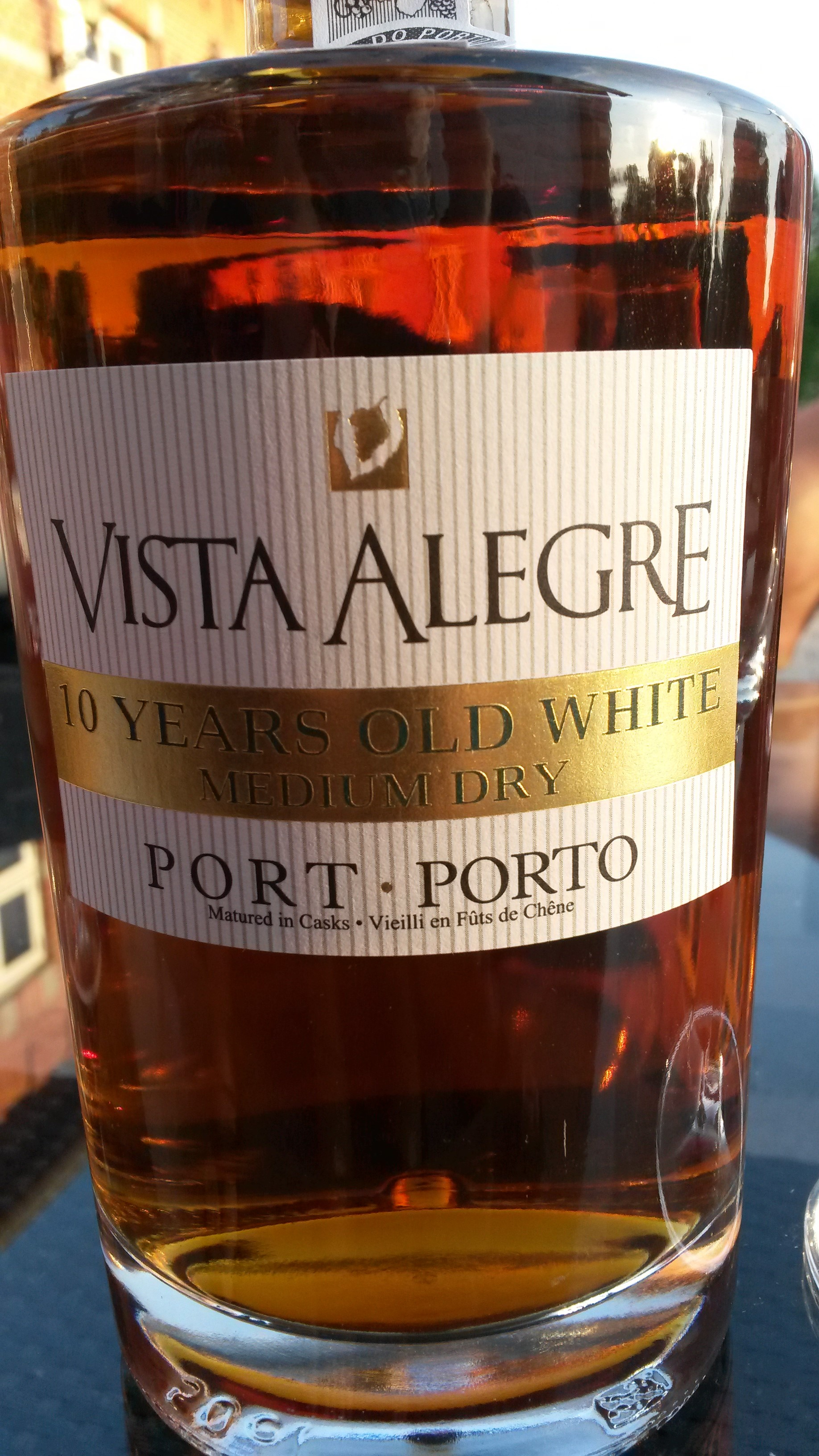 Vista Alegre 10 white