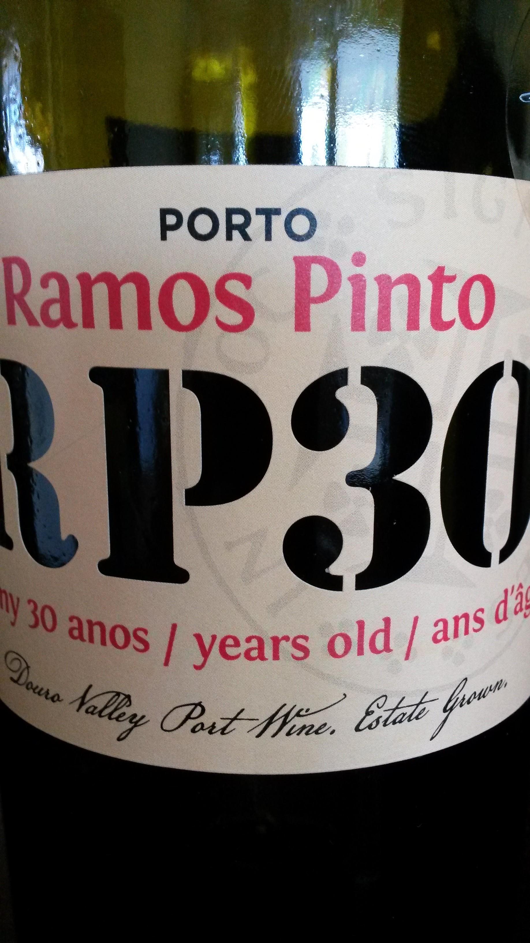 Ramos 30 års