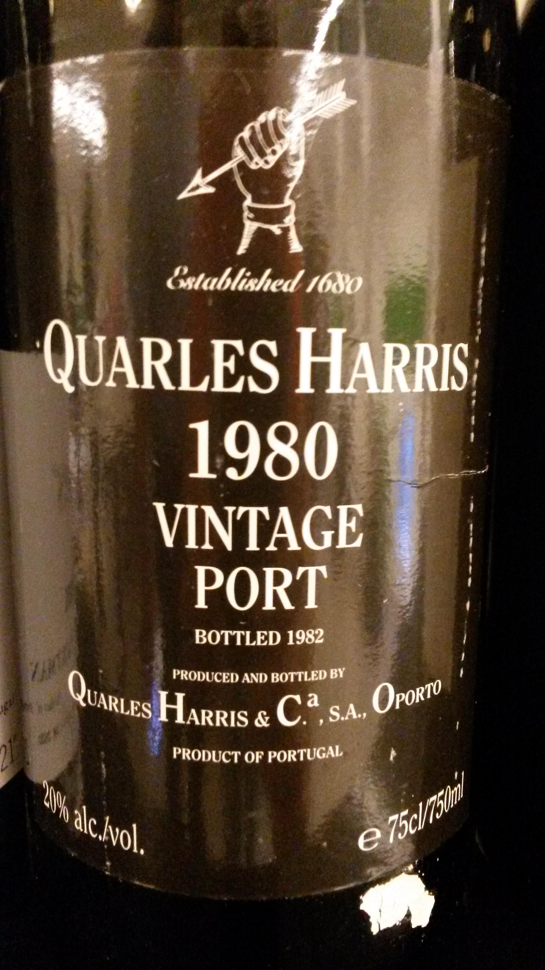 Quale Harris 1980