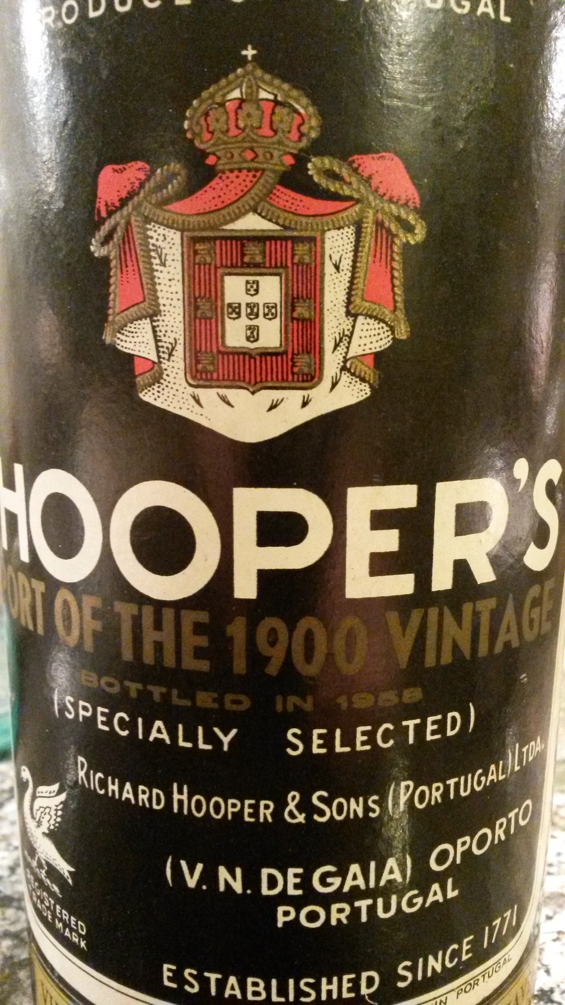 Hoopers 1900
