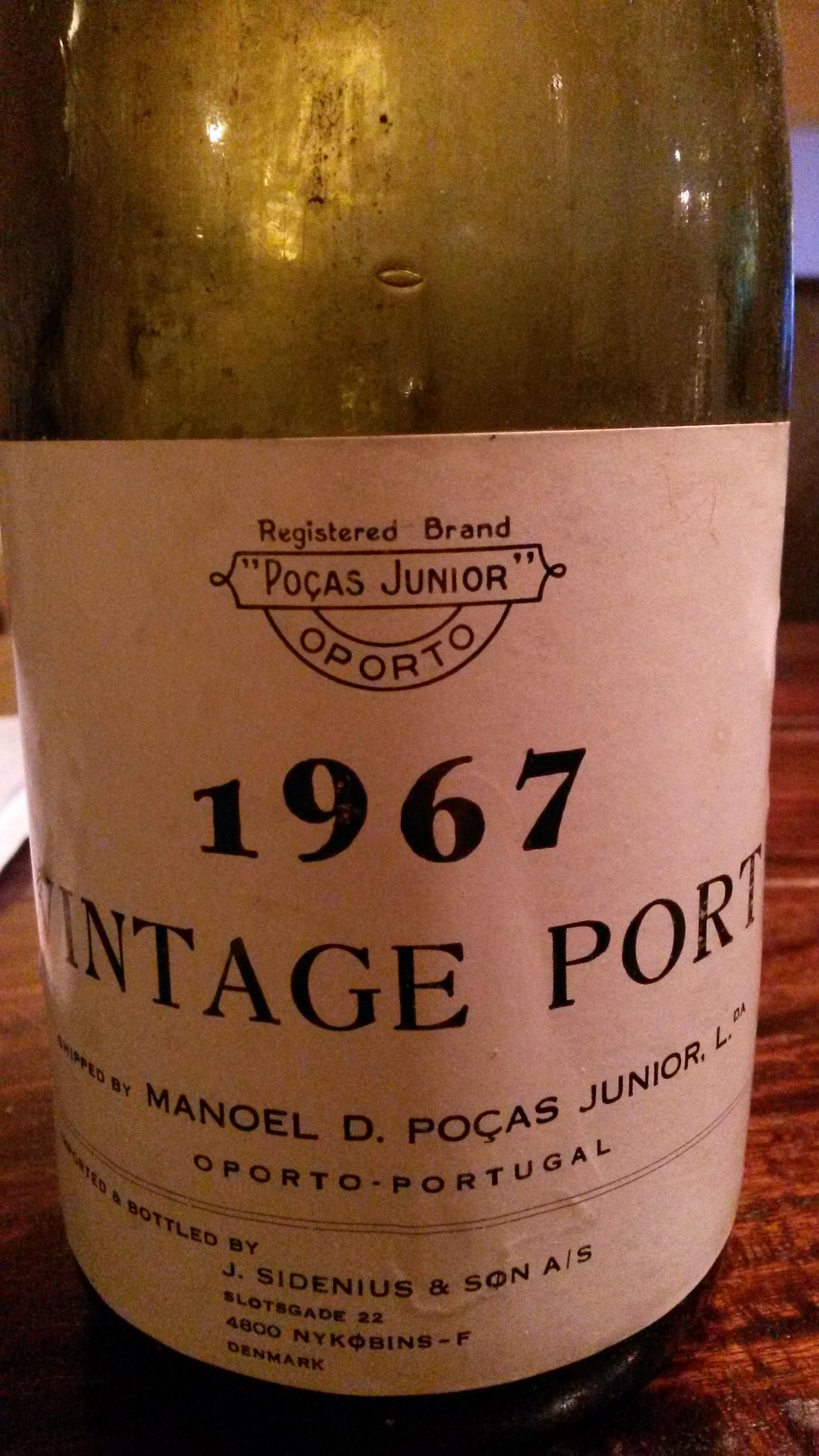 Pocas Vintage 1967