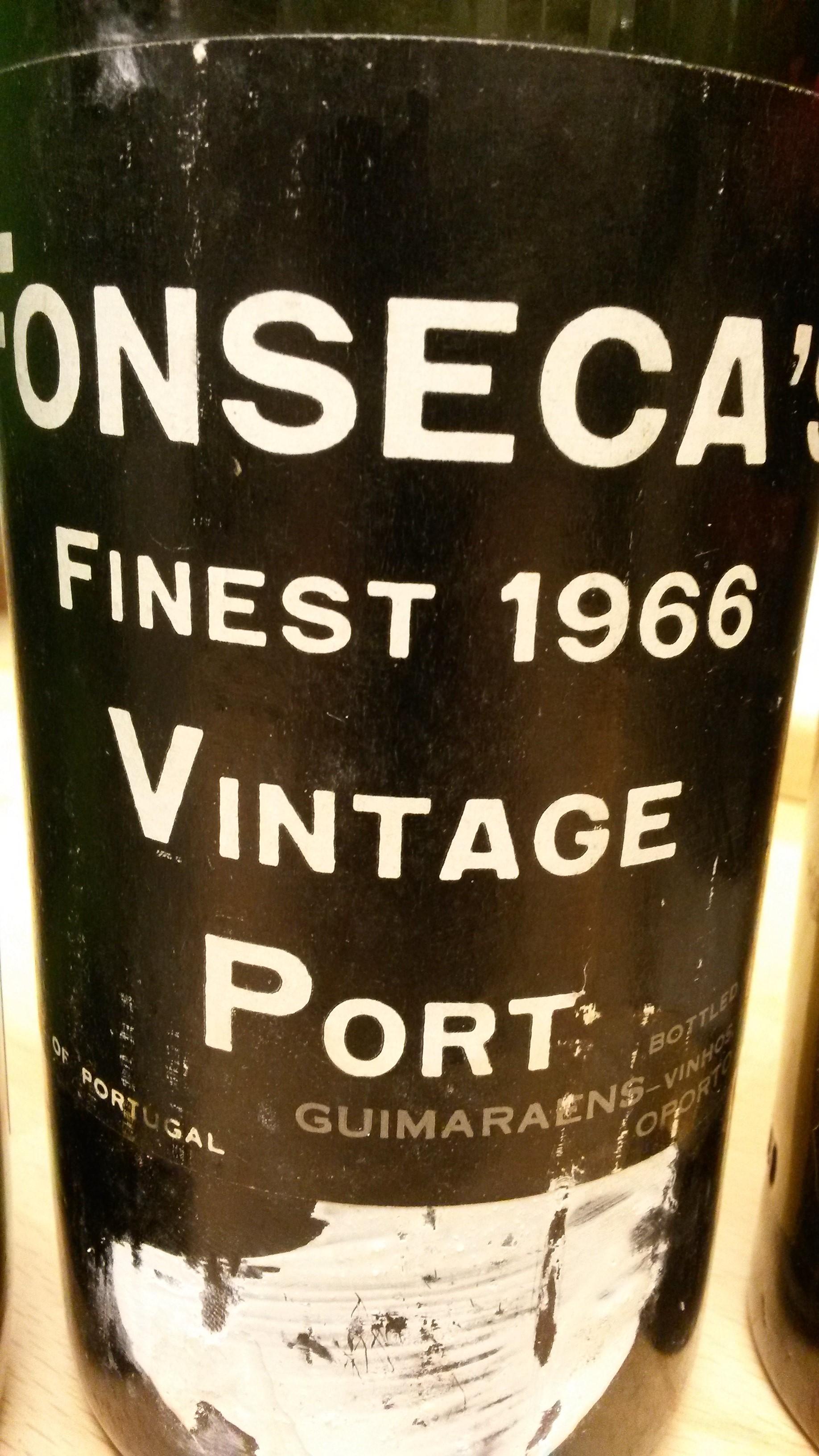 Fonseca vintage 1966