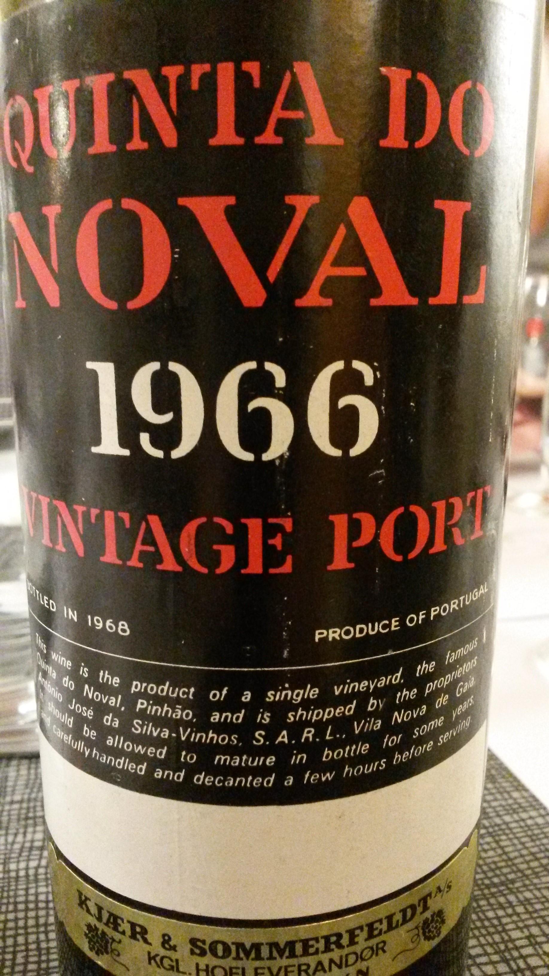 Noval vintage 1966