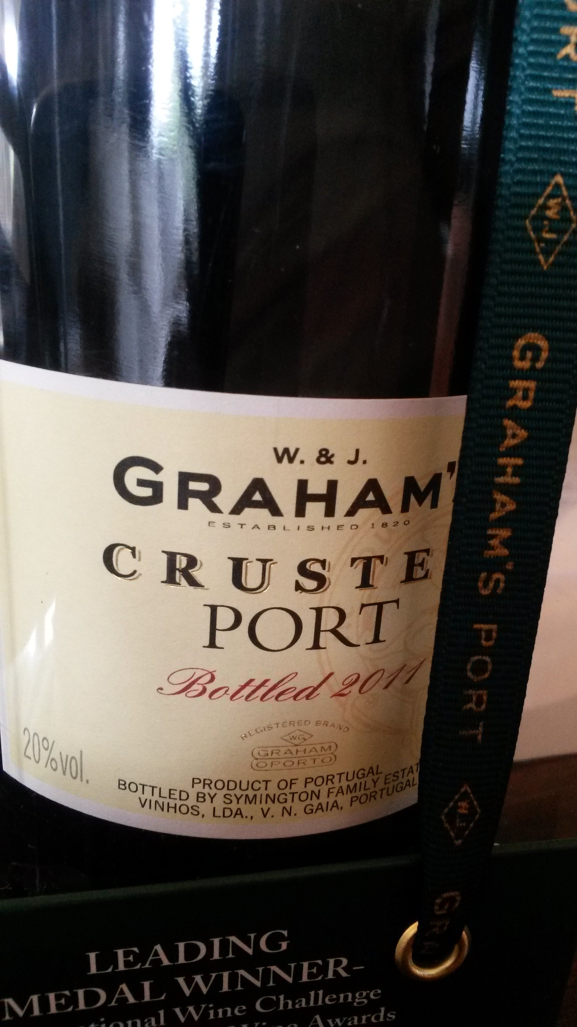 Grahams Crusted
