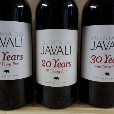 Quinta do Javali 3 x LBV