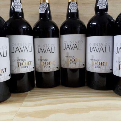 Quinta do Javali 6 x Vintage