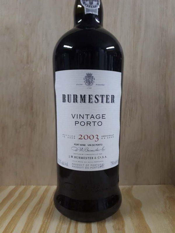 Burmester Vintage 2003