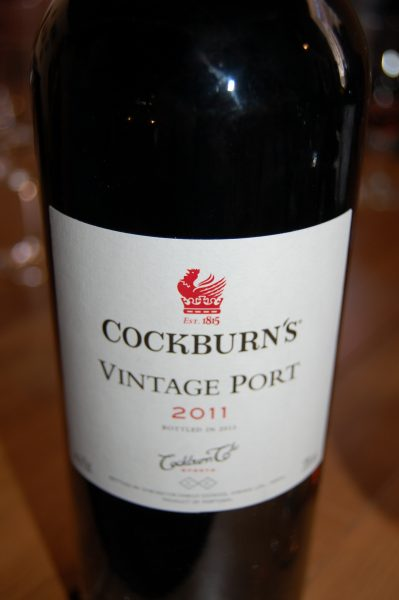Cockburn vintage 2011