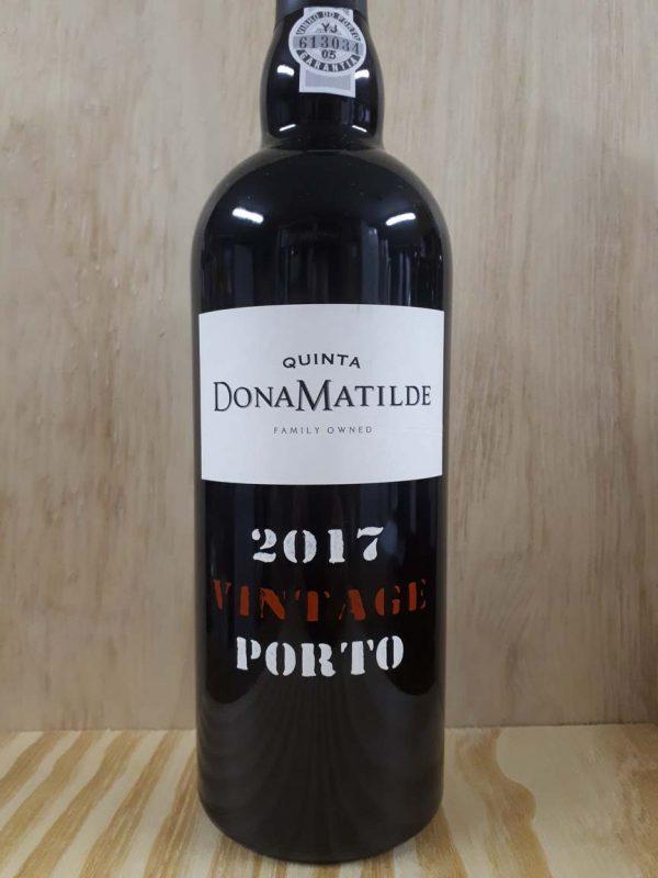 Quinta Dona Matilde Vintage 2017