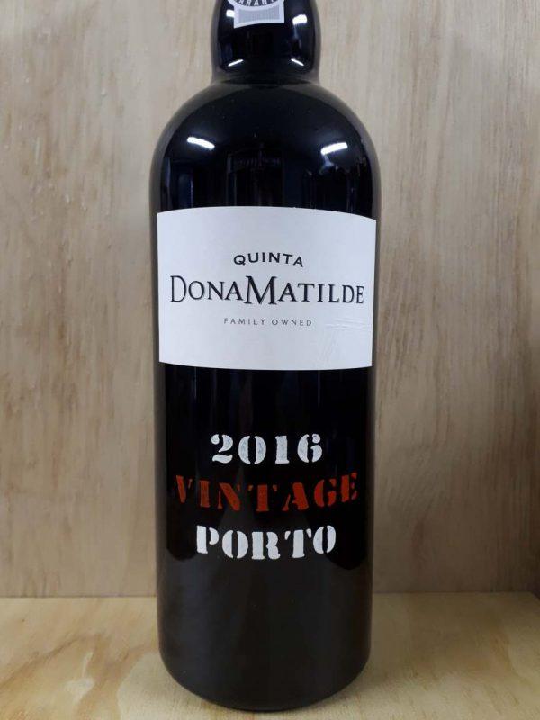 Quinta Dona Matilde Vintage 2016