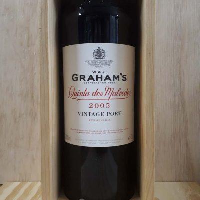 Grahams Malvedos Vintage 2005
