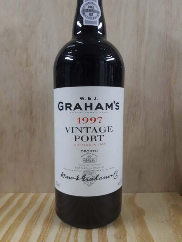 Grahams Vintage 1997