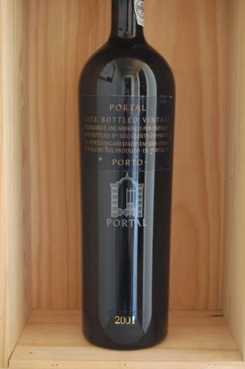 Quinta do Portal LBV 2001 MAGNUM