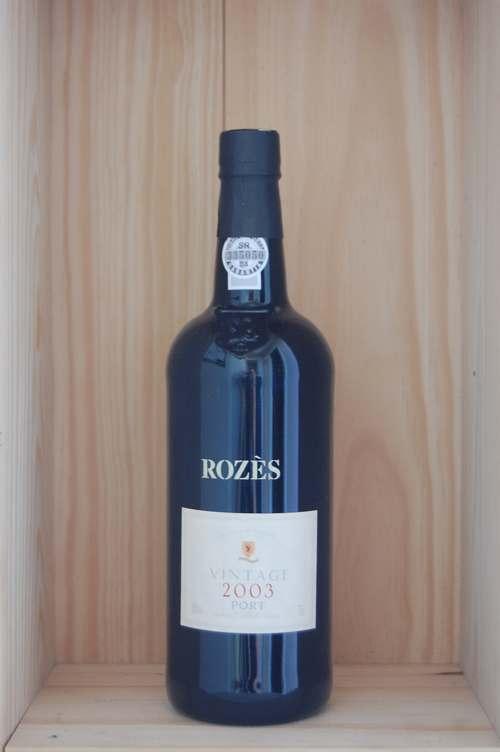 Rozes Vintage 2003