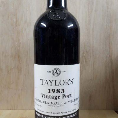 Taylors Vintage 1983