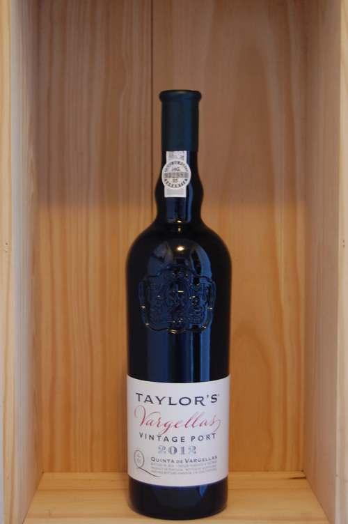 Taylors Vargellas Vintage 2012