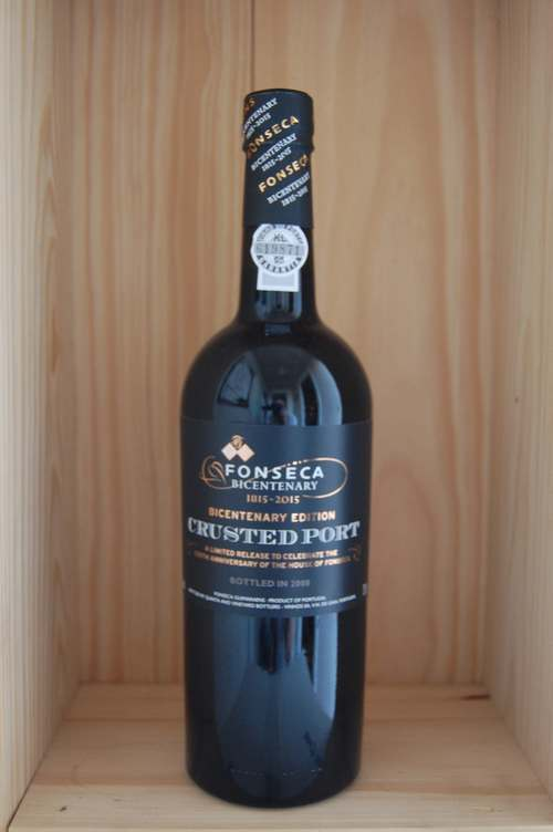 Fonseca Crusted Bicentenary Edition