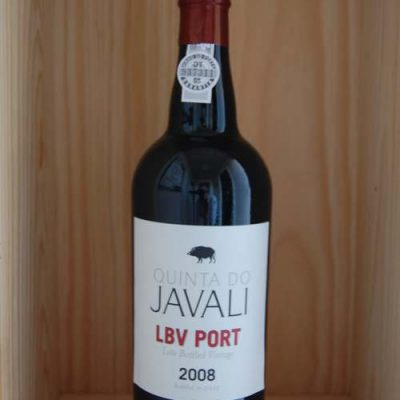 Quinta do Javali LBV 2008