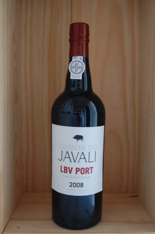 Quinta do Javali LBV 2008
