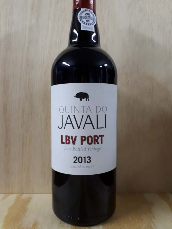 Quinta do Javali LBV 2013