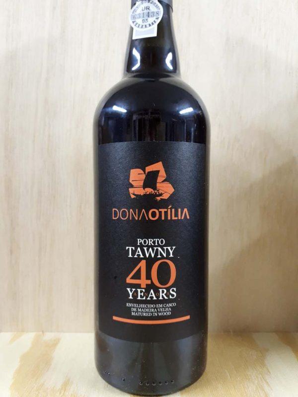 Dona Otilia 40 års Tawny