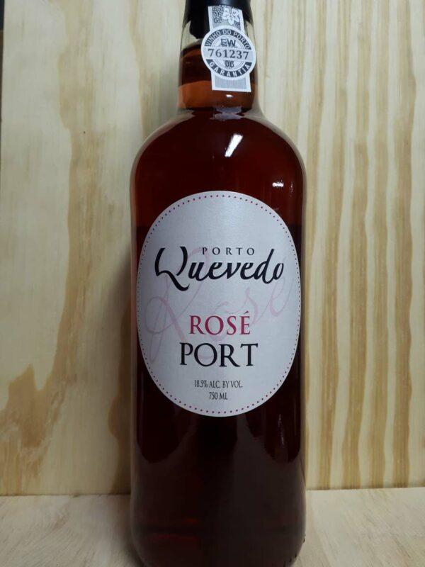 Quevedo rose port