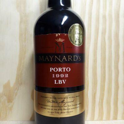 maynards LBV 1992