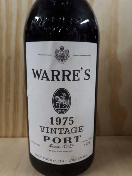 warre vintage 1975