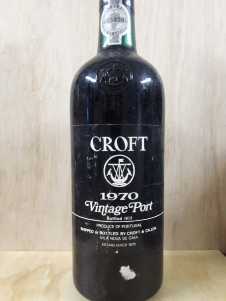 Croft vintage 1970