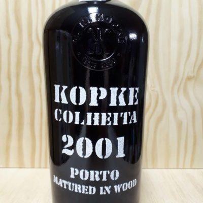 Kopke Colheita 2001