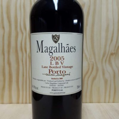 Magalhaes LBV 2005