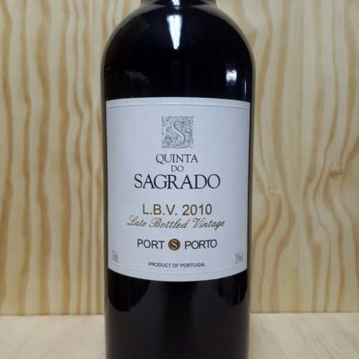 Quinta do Sagrado LBV 2010