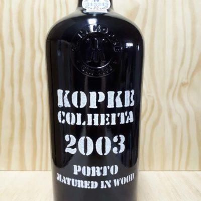 kopke colheita 2003