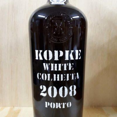 kopke white colheita 2008